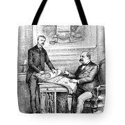 Roosevelt Cartoon, 1884 Tote Bag by Granger