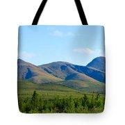 Roving Hills Tote Bag