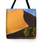 Sand Dune, Namibia, Africa Tote Bag