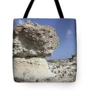 Sarakiniko White Tuff Formations Tote Bag