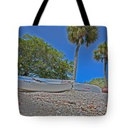 Sarasota Bayfront  Tote Bag