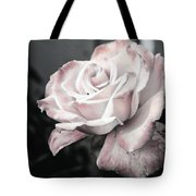 Secret Garden Rose Tote Bag