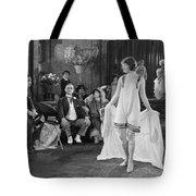 Silent Film Still: Fashion Tote Bag