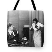 Silent Still: Punishment Tote Bag