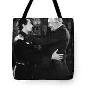 Silent Still: Two Men Tote Bag