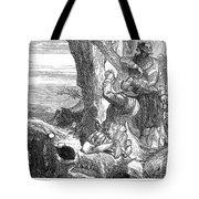 Sir Francis Drake (1540-1596) Tote Bag