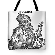Socrates, Greek-athenian Philosopher Tote Bag