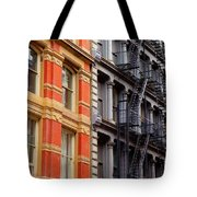 Soho New York Tote Bag