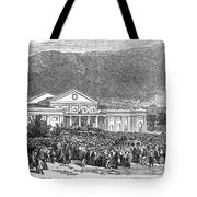 South Africa: Cape Town Tote Bag