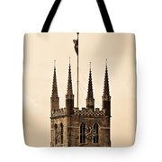 Southwark Cathedral London Tote Bag