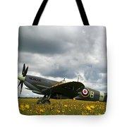 Spitfire Mk Ixb Tote Bag
