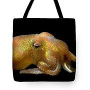 Stubby Squid Tote Bag
