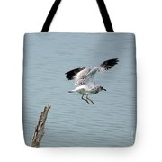Take Off Tote Bag