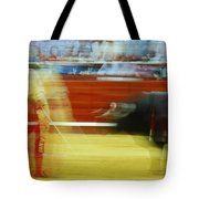 Tauromaquia Bull-fights In Spain Tote Bag