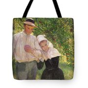The Convalescent Tote Bag
