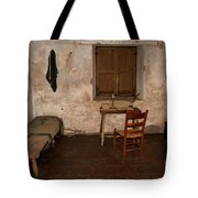 The Museum At The Monastery Tote Bag