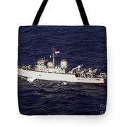 The Royal Navy Mine Countermeasures Tote Bag