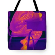 Thermography Tote Bag