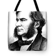 Thomas Huxley, English Biologist Tote Bag