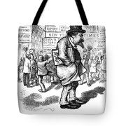 Thomas Nast (1840-1902) Tote Bag by Granger
