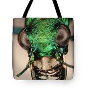 Tiger Beetle Tote Bag