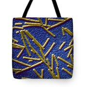 Tobacco Mosaic Virus Tote Bag