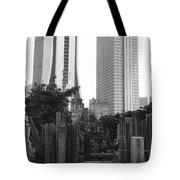 Tokyo Tote Bag by Bernard Wolff