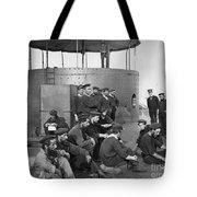 U.s.s. Monitor, 1862 Tote Bag