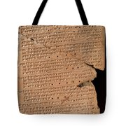 Venus Tablet Of Ammisaduqa, 7th Century Tote Bag