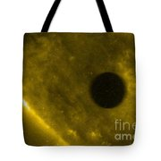 Venus Transit, Trace Image Tote Bag