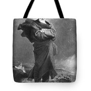 Victor Hugo, French Author Tote Bag