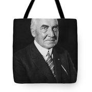 Warren Harding (1865-1923) Tote Bag