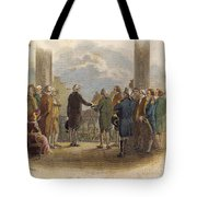 Washington: Inauguration Tote Bag by Granger