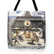 Willem Barents (c1550-1597) Tote Bag