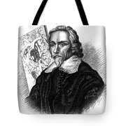 William Harvey, English Physician Tote Bag by Science Source