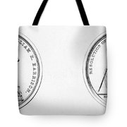 William Henry Harrison Tote Bag