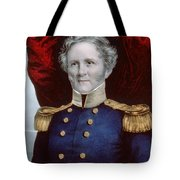 Winfield Scott, American Army General Tote Bag