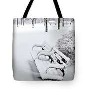Winter Park Tote Bag