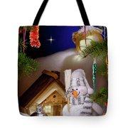 Wonderful Christmas Still Life Tote Bag
