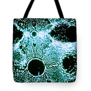 X-ray Diffraction Of Radium Tote Bag