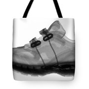 X-ray Of Childs Shoe Tote Bag