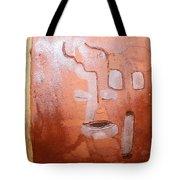 Yell - Tile Tote Bag