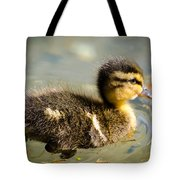 Young Duck Tote Bag