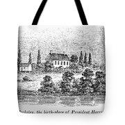 William Henry Harrison Tote Bag