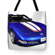 2004 Chevrolet Corvette C5 Tote Bag
