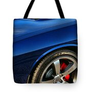 2011 Dodge Challenger 392 Hemi Srt8  Tote Bag