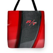 2012 Dodge Charger Rt  Tote Bag