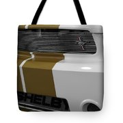 2012 Ford Mustang Shelby American 50 Years 1962-2012 Tote Bag
