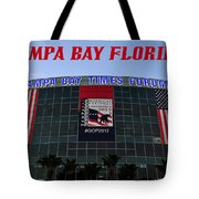 2012 Gop Convention Site Tote Bag
