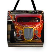 2012 Grants Pass Cruise - Hot Rod Rules Tote Bag
